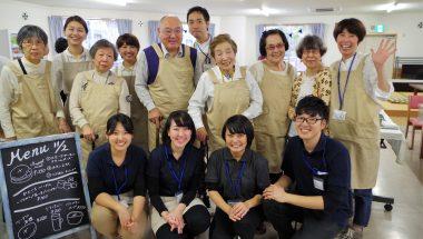 あい介護老人保健施設にて、ベーグルサンドイベント開催いたしました!