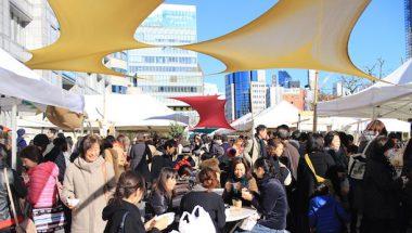 2月4日(土)・5日(日) Farmer's Market @ UNU 出店