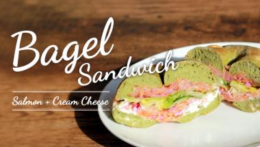 1月29日(日) ベーグルサンドイッチづくり 開催