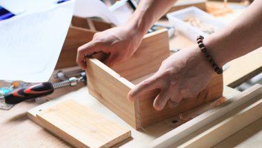 8月7日(月)【DIY講座】木箱をつくろう!  開催