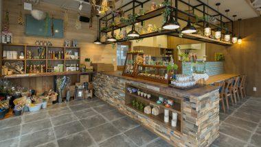 長野県「SACHIYA cafe」にてベーグル取扱開始!