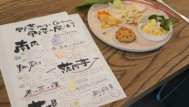 12月6日(水)・15日(金)野菜ソムリエCanacoさんと学ぶ!冬野菜ベーグルサンドウィッチづくり