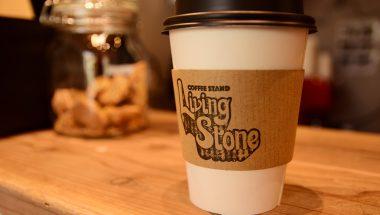 福島県「Living Stone」にてベーグルを取り扱っていただいています。