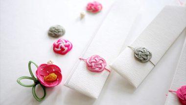 2月24日(土)ひな祭り 水引箸袋&箸置きづくり 開催