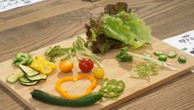 7月3日(火)12日(木)野菜ソムリエCanacoさんと夏野菜を学ぼう!ベーグルづくり