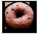 ココナッツブラックチョコレート-ヘーゼルナッツ-