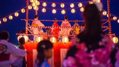 8月4日(土)5日(日)第38回 落合夏祭盆踊り大会 出店