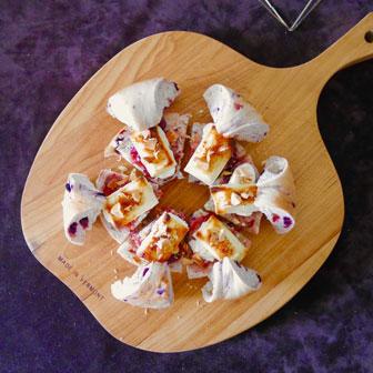 ナッツとベリーのスイートチーズサンドウィッチ 画像3