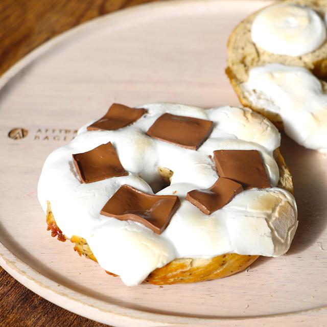 超定番!チョコとマシュマロのサンドウィッチ 画像1