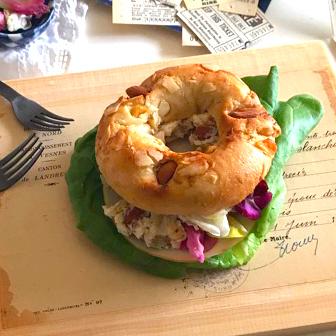 酒粕とミックスナッツの美しサンドウィッチ 画像2