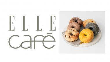 「ELLE café ONLINE SHOP」にてベーグル取り扱い開始!