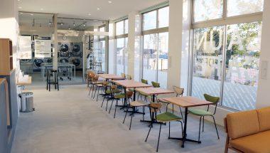 カフェランドリー「Baluko Café 五月台」にてベーグル取扱開始!