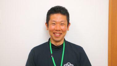 ウェルネスジム山王 平林施設長に「ソイプロテインベーグル椎茸白ごま」についてお伺いしました!