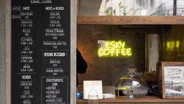 溝ノ口「ESKY COFFEE By Izzy's Cafe」にてベーグル取り扱い開始!